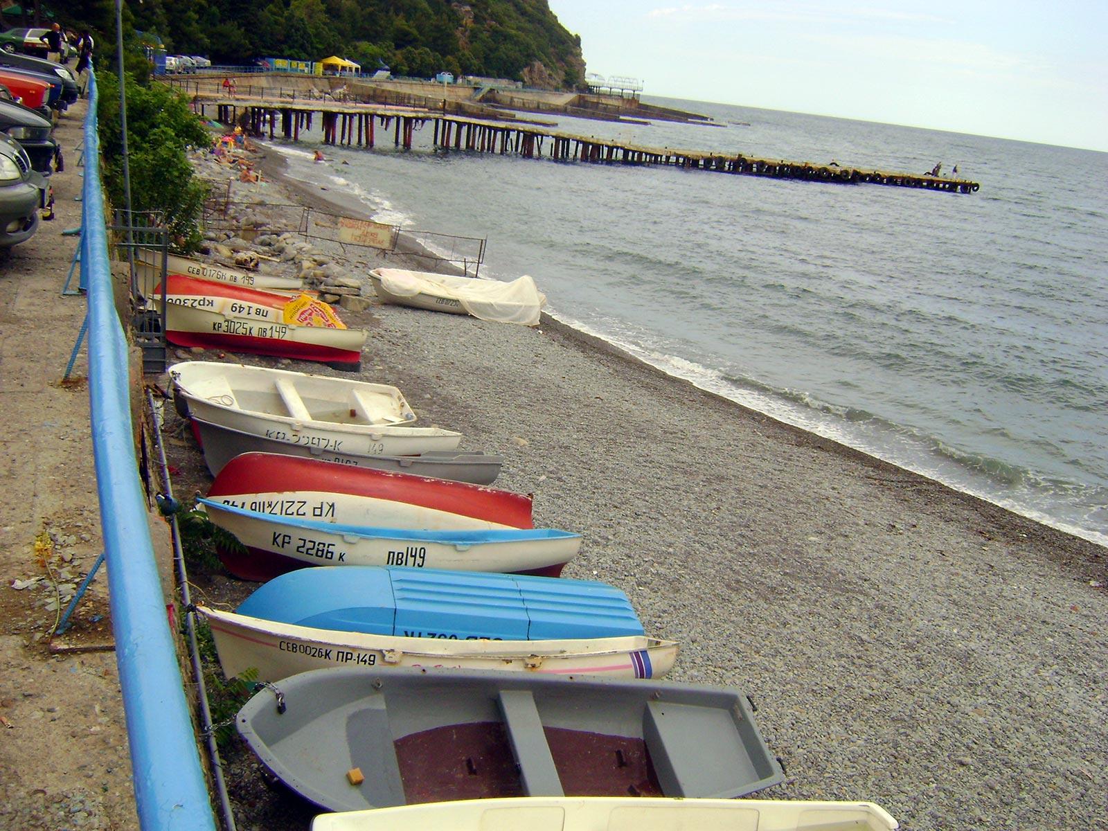 Крым никита фото пляжа